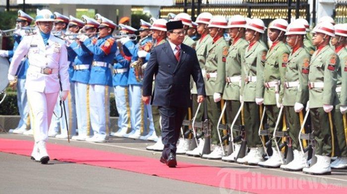 Tak Jadi Presiden, Prabowo Subianto Tetap Wujudkan 2 Janji Kampanye, Caranya Dengan Gabung ke Jokowi