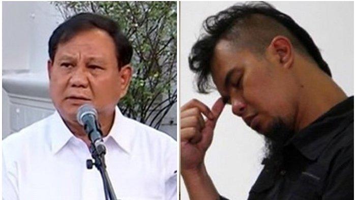 Reaksi Tak Terduga Ahmad Dhani Saat Tahu Prabowo Menhan Jokowi, Kalimat Ah Sudahlah Sempat Terucap