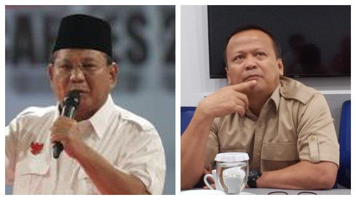 Prabowo Subianto dan Edhy Prabowo Diundang Jokowi ke Istana, Gerindra Diprediksi Dapat Menteri Ini
