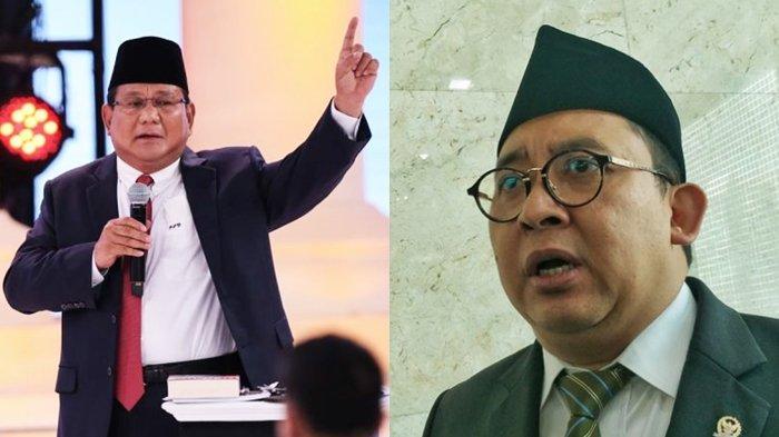 Terjawab Sudah Mengapa Fadli Zon Beda Sikap dengan Gerindra dan Prabowo Soal UU Cipta Kerja