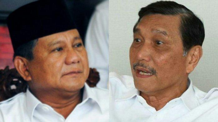Sebelum ke Negara Ini, Prabowo Subianto Sowan ke Luhut Binsar Pandjaitan: Bowo Kan Kenal Lama Saya