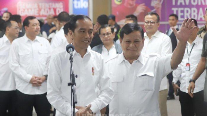 Setelah Bertemu Jokowi, Unggahan Prabowo Subianto: Seluruh Hidup, Saya Persembahkan untuk INDONESIA