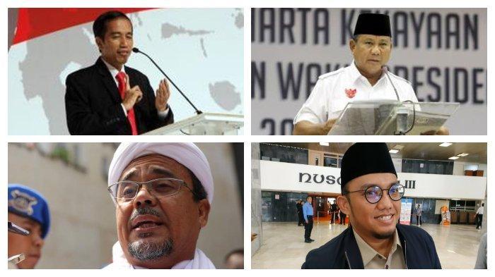 Prabowo Subianto Turun Tangan atasi Polemik Rizieq Shihab, Dahnil Anzar Isyaratkan Libatkan Jokowi