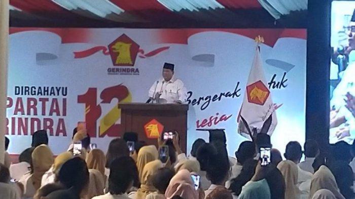 Prabowo Subianto Ungkap Alasannya Mau Bergabung ke Pemerintahan Jokowi, 2 Janji Pilpres 2019 Disebut