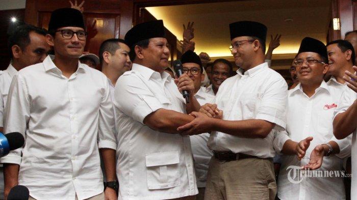 Prabowo Melenggang Bila Gagal, Pertarungan Anies ke RI 1 Disebut Ada di Banjir Jakarta, Bukan 2024