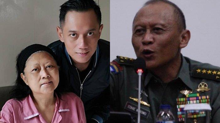 KABAR DUKA Mantan KSAD Pramono Edhie Wibowo Meninggal Dunia,Berikut Perjalanan Karier Ipar SBY