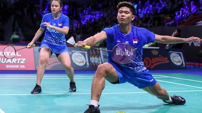 Hasil Denmark Open 2019 Hari Ini Praveen/Melati Juara, Kejutan Lagi, Kalahkan Ganda China Rangking 2