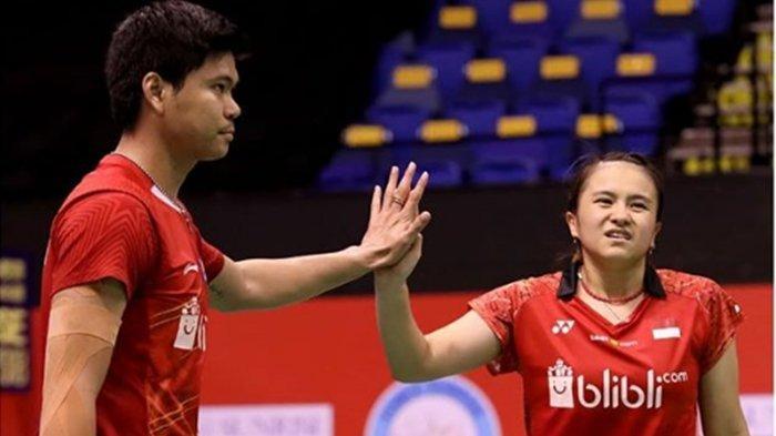 Hasil Korea Masters 2018, Praveen/Melati Jadi Wakil Pertama Indonesia yang Rebut Tiket Babak Kedua