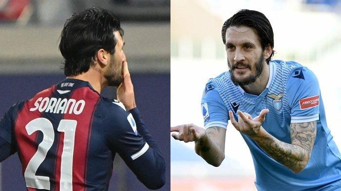 Prediksi Bologna vs Lazio Live Streaming Liga Italia, The Eagles Bisa Gusur Juventus Asal. . .