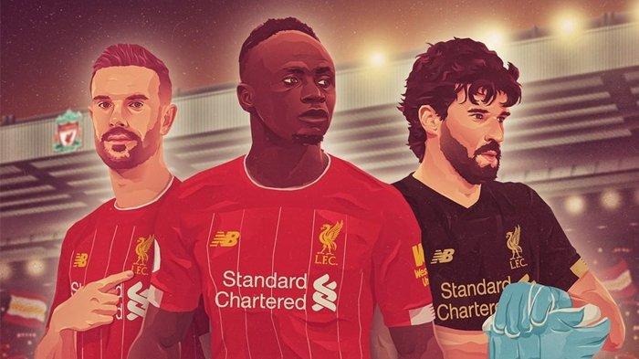 Prediksi & Live Streaming TV Online Liverpool vs Sheffield United, Liga Inggris Mola TV Malam Ini