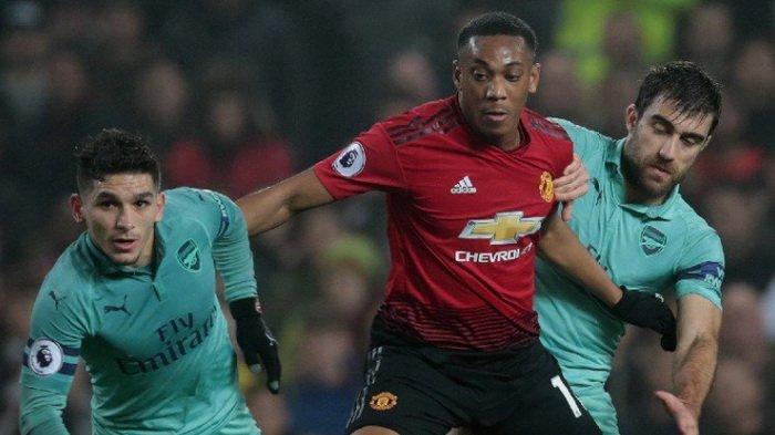Prediksi Pertandingan Arsenal vs Manchester United Piala FA, Jelang Kick Off 02.55 WIB