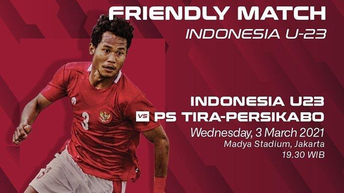 Siapa yang Diturunkan Shin Tae-yong Malam Ini? Prediksi Timnas U-23 Indonesia vs Tira Persikabo