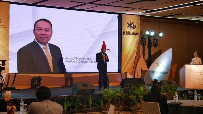 KB Bukopin Perkenalkan Nama dan Logo Baru di Kota Makassar