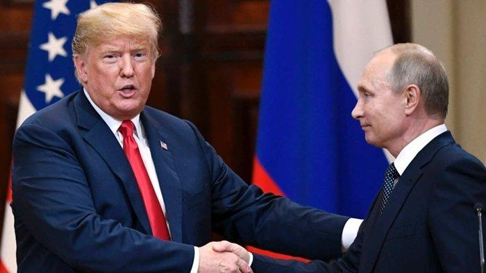 Meski Sudah Dibantu China, Donald Trump Kaget Vladimir Putin Beri Bantuan Perang Lawan Virus Corona