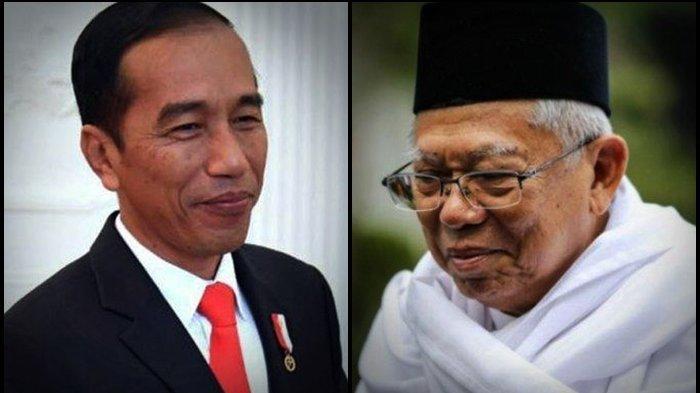 Joko Widodo - Maruf Amin Sudah Rembuk Reshuffle Kabinet, Lampu Kuning Para Menteri Jokowi, Prabowo?