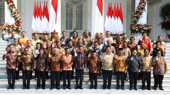 Jokowi Mulai Bicara Reshuffle, 5 Menteri Ini Layak Diganti Versi IPO, Satu Dinilai Sering Buat Gaduh