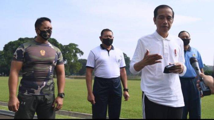 Reshuffle Kabinet di Tengah Pergantian Panglima TNI, Jenderal Andika Perkasa Berpotensi Jadi Menteri