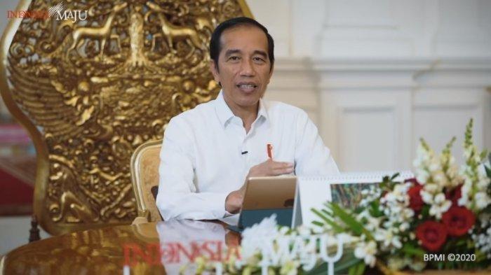 Perintah Baru Jokowi ke Panglima TNI dan Kapolri Idham Azis Soal Virus Corona, Sampai Usai Lebaran