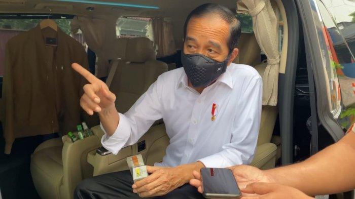 Jokowi Cari Obat Antivirus di Apotek tapi Tidak Ada, Langsung Telepon Menkes
