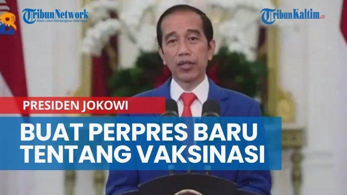 Jokowi Ubah Strategi Vaksin Covid-19 di Ramadhan, Siap-siap Habis Tarawih, Ada Waktu Buat Non-Muslim
