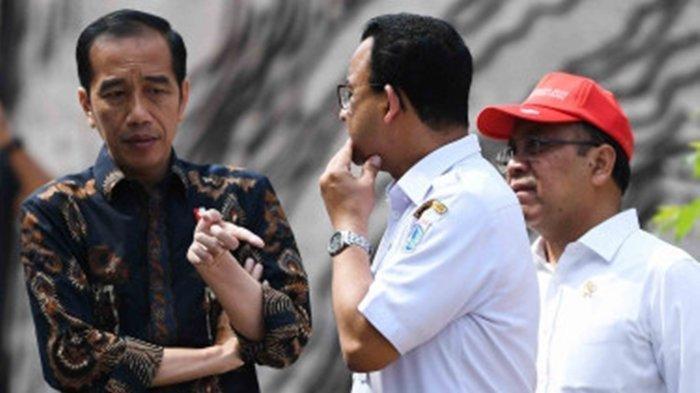 Janji Jokowi Dulu Diungkap, Rocky Gerung Sebut Anies Baswedan Tak Pantas Disalahkan Soal Banjir
