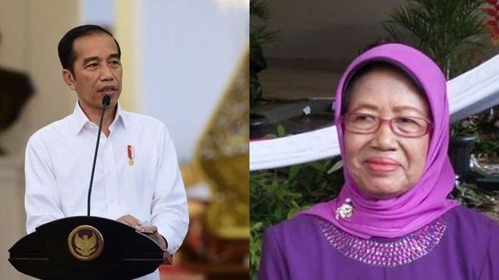 Kabar Duka, Ibu Presiden Jokowi Meninggal Dunia, Sempat Restui Gibran Maju di Pilkada Solo