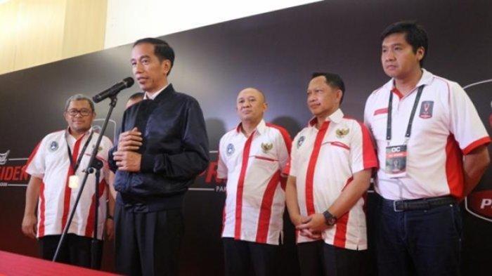 Mata Najwa Tadi Malam, Pesan Jokowi soal Mafia Bola Hanya Satu Kata: Habisi!