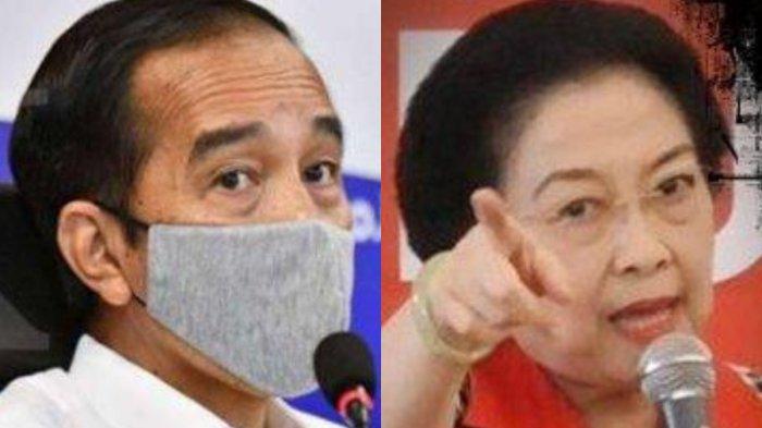 Bos PDIP Megawati & Joko Widodo Bertemu, Hasto Bocorkan Pembicaraan, Bahas Reshuffle Kabinet, BRIN?