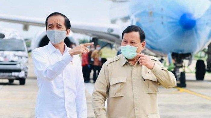 Blak-blakan, Prabowo Bocorkan Kondisi Lingkaran Jokowi, Ada Bubble, Ikut Campur Ambil Keputusan
