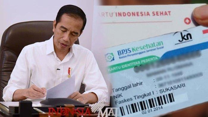 Ada Apa? Jokowi Naikkan Lagi Iuran BPJS Kesehatan, padahal Sudah Pernah Dibatalkan MA