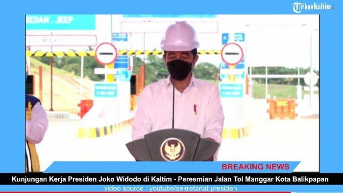 Presiden Jokowi Beber Kalimantan Utara akan Dibuat Kawasan Industri Hijau Pertama di Dunia