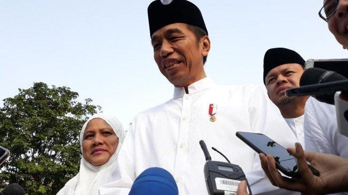 Apakah Menteri Muda Itu Berasal dari Startup? Sambil Tersenyum, Begini Jawab Presiden Jokowi