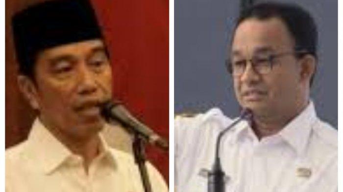 Terjebak Macet, Pengamat Ungkap Presiden Jokowi Cambuk Gubernur Jakarta Anies Baswedan agar Fokus