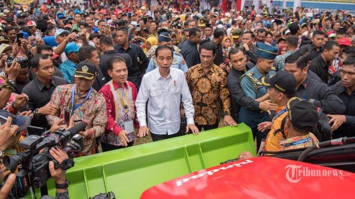 Dari Pagi hingga Sore Hari, Ini Agenda Presiden Jokowi di Kalimantan Selatan
