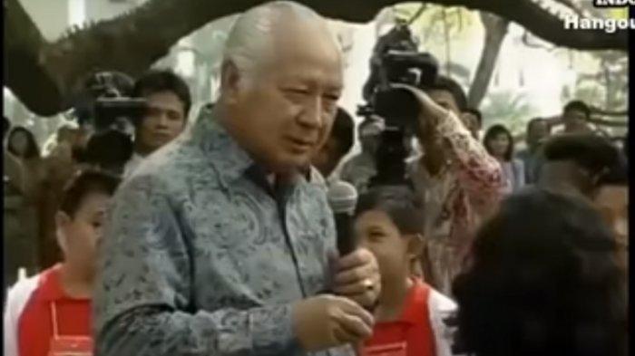Presiden ke 2 RI Soeharto