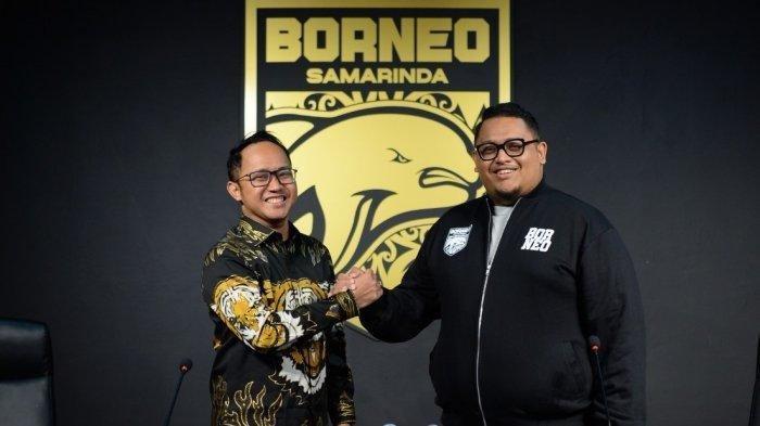 Beri Kejutan Lagi, Presiden Borneo FC Perkenalkan M Chandra Kurniawan Stakeholder Baru Pesut Etam