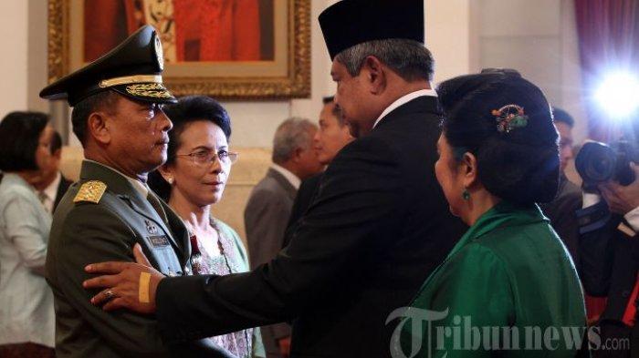 Dulu Dikenal Dekat SBY, Inilah Sosok Moeldoko dan Kronologi Dituduh Mau Ambil Alih Demokrat dari AHY