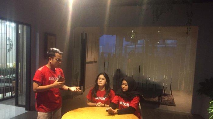 Kunjungi Balikpapan, Ria Ricis Mengaku Shoting film Aku Tahu Kapan Kamu Mati Butuh 4 Bulan
