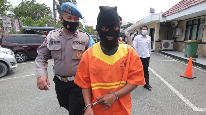 Hendak Edarkan Sabu Seberat 100,47 Gram, Pria Balikpapan Barat Ditangkap Polisi