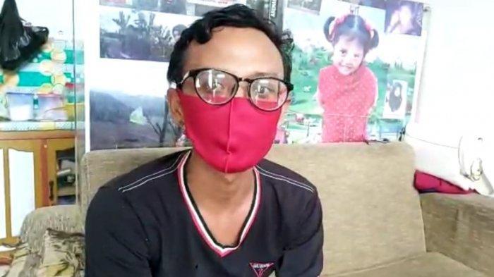 Heboh Pria Berenang Gunakan Galon untuk Pulang Kampung, Malu Numpang di Rumah Kakaknya di Balikpapan
