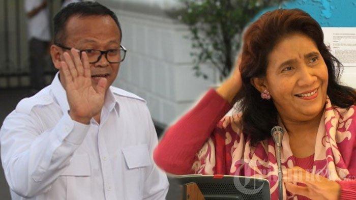 Profil Biodata Edhy Prabowo Pengganti Susi Pudjiastuti, Menteri Kelautan dan Perikanan Baru Jokowi