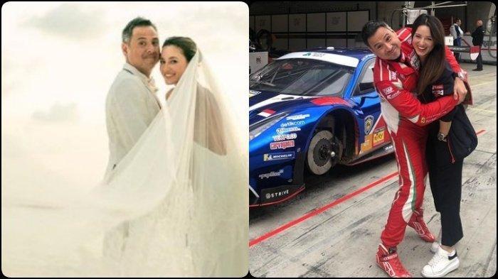 Profil dan Biodata DavidTjiptobiantoro, Suami Julie Estelle, 3 Tahun Pacaran & Menikah di Maldives