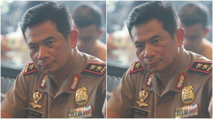 PROFIL Irjen Pol Muktiono Kapolda Kaltim yang Baru, Pengganti Irjen Priyo Widyanto