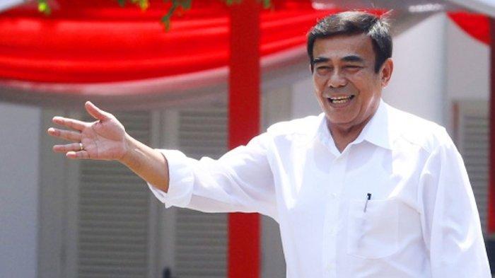 Profil Jenderal Purn TNI Fachrul Razi, Calon Menteri Jokowi yang Pecat Prabowo Subianto di Militer