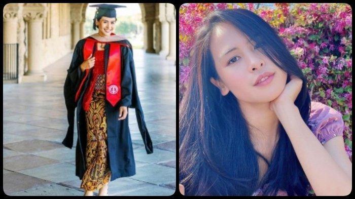 Profil Maudy Ayunda, Artis Cantik yang Resmi Lulus S2 dari Stanford University, Langsung Trending