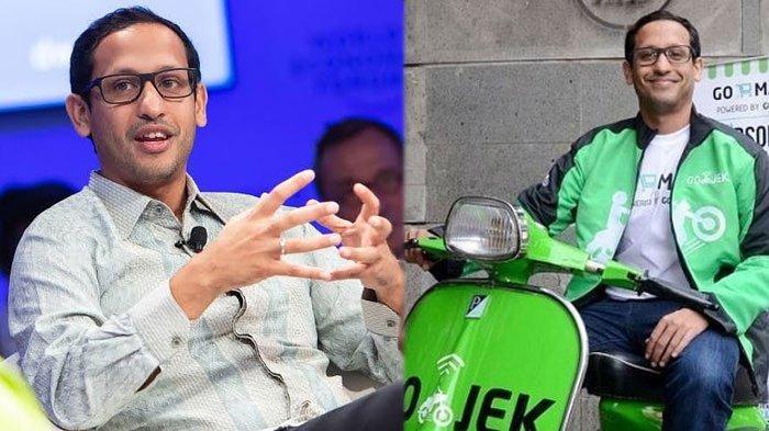 Profil Nadiem Makarim CEO Gojek, Ternyata Cucu Pejuang di Zaman Kolonial Perintis Kemerdekaan RI