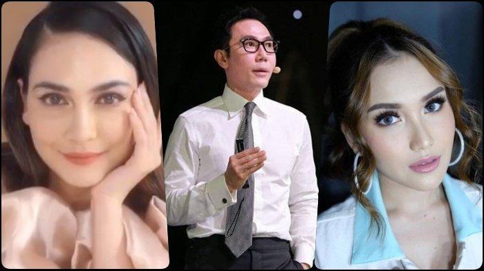 Profil Otis Hahijary, Bos TV Beri Kado Tas Rp 236 Juta buat Luna Maya, Dulu Dekat Ayu Ting Ting?