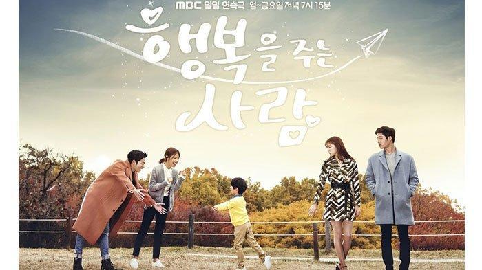 Sinopsis Drama Korea Person Who Gives Happiness Tayang Rabu 6/11 Jam 10.00 WIB Wang Sung Kencan Buta