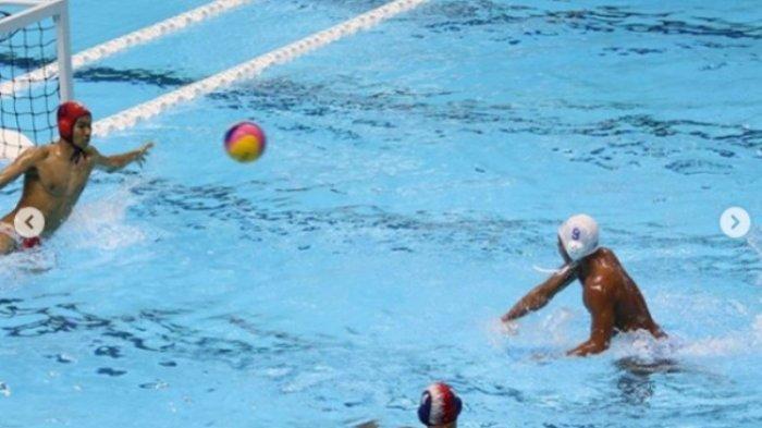 Profil Timnas Polo Air Putra SEA Games 2019, Cetak Sejarah Tumbangkan Tradisi Medali Emas Singapura
