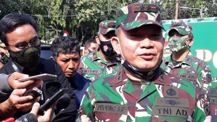 Profil Pangdam Jaya Mayjen TNI Dudung Abdurachman, Keluarkan Perintah Copot Baliho Habib Rizieq